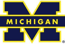 Football!!!   GO BLUE! / I am a Big time MICHIGAN WOLVERINE fan and INDIANAPOLIS COLTS fan!! / by Jennifer Caudill