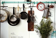 Home - In the Kitchen / by Grace Bartlett