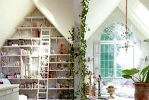 interiors / by Leland Rowley