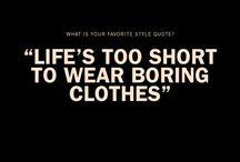 Fashion Inspiration / by Diana