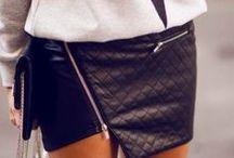 """L O O K B O O K  / """"Fashions fade, style is eternal."""" Yves Saint-Laurent / by Emily Miller"""