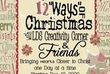 12 days of Christmas / by Stephanie Davis