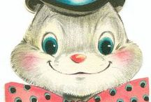 Here Comes Peter Cottontail / by Rebecca Frost Glenn