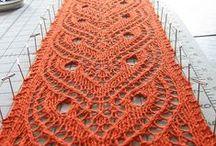 Knitting,Crochet,Bobbin Lace & Tatting / by Lyndia Slawson