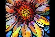 Mosaics! Beads! Stained Glass! / by Lisa Palmer