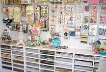 Craft Room  / by Lauren Nicole