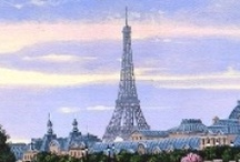 France Related Mural Ideas / by Lisa Palmer