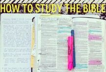 Bible studies! / by Katie Montgomery