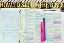 Bible studies! / by Katie Montgomery
