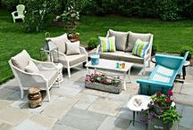 Outdoor Living  / Patios, Porches, Outdoor games  / by Lauren Nicole