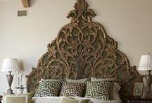 Beds & Headboards / by Lisa Palmer