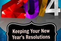 Organizational Calendars for 2014 / Cleaning Calendars, Blogging Calendars, Organizational Calendars to help you keep your New Year's Resolutions / by Makobi Scribe