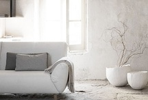 neutral / white : neutral : spaces / by Marta Klinker
