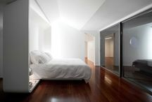 bedroom / beautiful : modern : functional / by Marta Klinker
