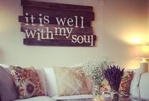 DIY: crafts and decor / by andie b.