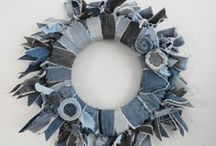 Upcycled Denim / Creative ways to repurpose your old jeans. / by Lee Jeans