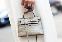 Bags I Adore / Life can be pretty dull without pretty bags / by Lyviana Mananta
