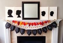 Fall / Thanksgiving, Football, Autumn Décor  / by Shelly @ Dolen Diaries