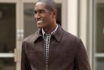 New Outerwear / Stay warm this winter with our latest outerwear offerings. / by Jos. A. Bank