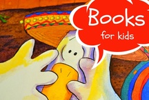 Books for Kids / Books for kids and activities too / by Kristi @ Creative Connections for Kids