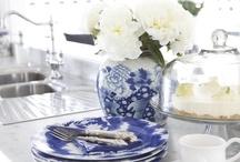 Tablescapes, Flowers, Vignettes, etc...  / by ADP