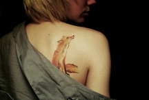 Tattoos. / Inspiration for the future. I live on the edge. / by Insia