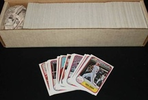 Baseball Cards / by The Apple Barrel
