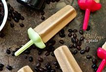 Popcicles / Cool down with these great icy recipes to quench your thirst / by ღ Jodi Shaw // rantsnrascals.com ⊱╮
