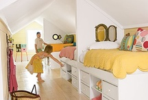 Kid Spaces / by Danielle