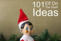 Elf on the Shelf Ideas / You're welcome to share your EOTS ideas here! Leave a comment if you want to be invited to pin to this board and feel free to invite your friends to pin here as well.     / by Danielle