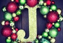 Christmas deco ideas! / by Christina Butler
