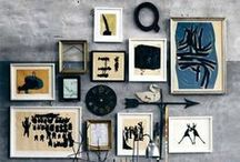 Gallery Wall Decor and Ideas / by Amber G