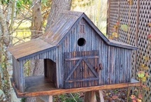 Birdhouses / by Debra Sain