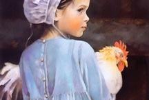 Chickens/Coups / by Debra Sain