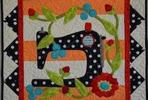 Quilted Tablerunners & Tabletops, Small Quilt Projects / by So  Sweetly Blessed Susie Dooman