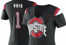 Ohio State and Oklahoma University  / by Amanda Workman