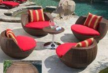 Patio Furniture / by StacksandStacks ClutterControlFreak