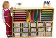 Organized Craft Room / by StacksandStacks ClutterControlFreak