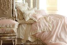 Sleepy Time Bedrooms! / by Annie Wolf