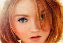 { Model Lily Cole } / by myjoy2u