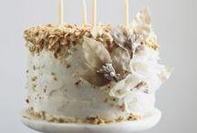 Cakes... All so yummy! / by Annie Wolf