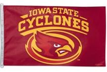 Iowa State Apparel & Gifts / Iowa State clothing, accessories, gifts and more! Support your favorite team! / by Fleet Farm