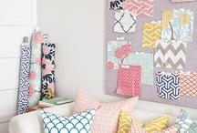 Pretty Fabrics / by Mandi Ardry