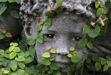 Creative gardens  / Leave room in your garden for the angels to dance. / by Corne Jooste