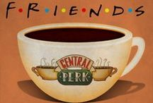 All Things F.R.I.E.N.D.S!! :) / by Meredith Evans