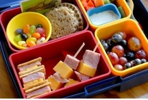 Kid Food / Snack and Meal ideas for the Kiddos / by Mandi Ardry