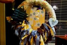 Baby Wreath Ideas / by Natasha Vogel