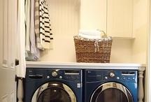 Laundry Room / by Mandi Ardry