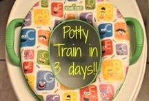 Potty Training / by Mandi Ardry