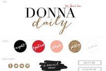 Branding Style Guides / by Dani Ploscik
